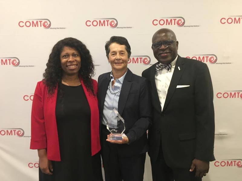 2019 COMTO Agency of the Year